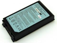 [BATTERY:BP4S1P2250、P/N:441820200008(P)]SOTEC R501A5、R504A6 他バッテリーセル交換