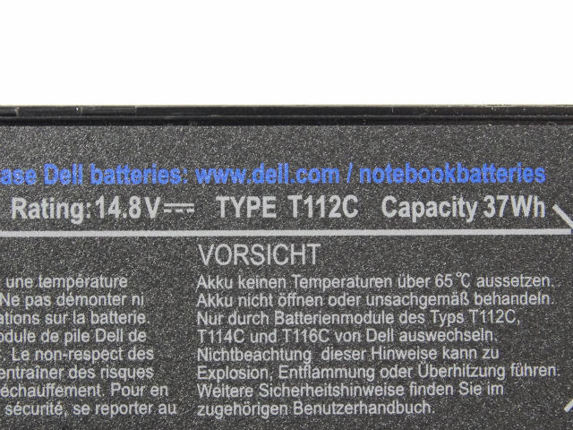 [TYPE T112C]Dell XPS M1310、Vostro 1510バッテリーセル交換[4]
