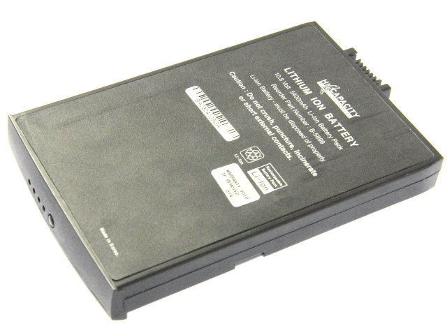 [Reorder Part Number : B-5899]PowerBookG3 Lombard/Pismo バッテリーセル交換