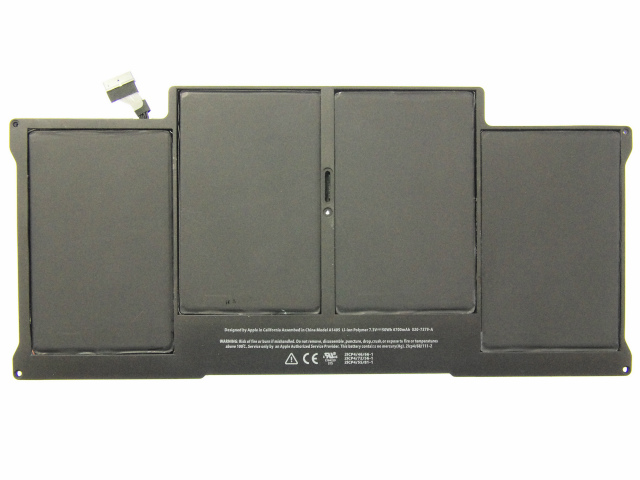 "[A1405]アップル Apple MacBook Air 13"" A1369、A1466、MC503J/A、MC504J/A、MC965J/A、MC966J/A、MD231J/A、MD232J/A 他 バッテリーセル交換[2]"
