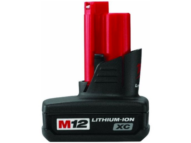 [48-11-2402]Milwaukee 48-11-2402 M12 XC Lithium-Ion Cordless Tool Batteryバッテリーセル交換