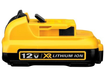 [DCB127]DEWALT DCB127 12V MAX Lithium Ion Battery-Pack バッテリーセル交換