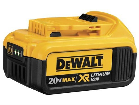 [DCB204]DEWALT DCB204 20V Max Premium XR Li-Ion Battery Pack バッテリーセル交換