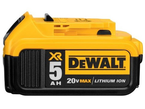 [DCB205]DEWALT DCB205 20V MAX XR 5.0Ah Lithium Ion Battery-Pack バッテリーセル交換