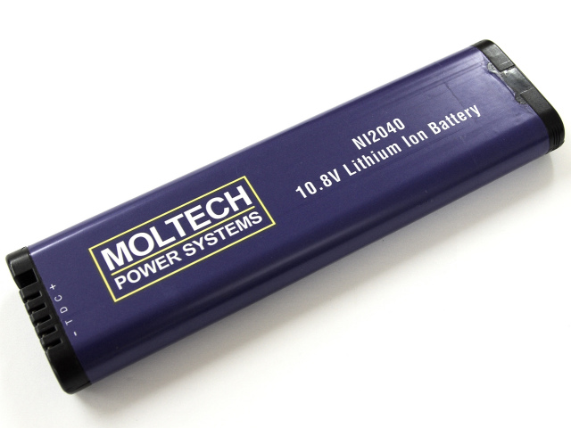 [Ni2040]MOLTECH POWER SYSTEMS バッテリーセル交換