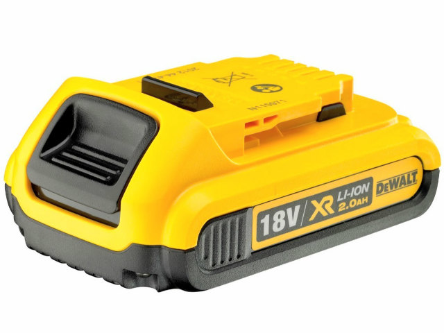 [DCB183、DCB183-XJ]DEWALT 18V 2.0Ah Li-Ion Battery Pack バッテリーセル交換