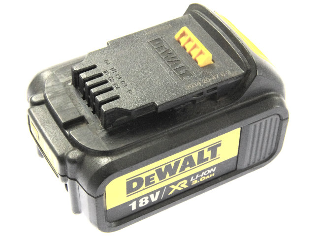 [DCB180]DEWALT 18V 3.0Ah Li-Ion Battery Pack バッテリーセル交換