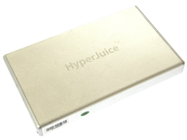 [MBP2-100]New HyperJuice 2 External Battery for MacBook/iPad/USB (100Wh)バッテリーセル交換